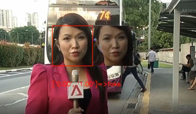 Deep Fake detection.